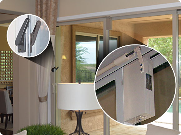 Residential Sliding Door Closers & Residential Sliding Door Closers - Door Closing Systems