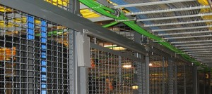Secure Glide Closer for Warehouse Facilities for Safety and Property Security